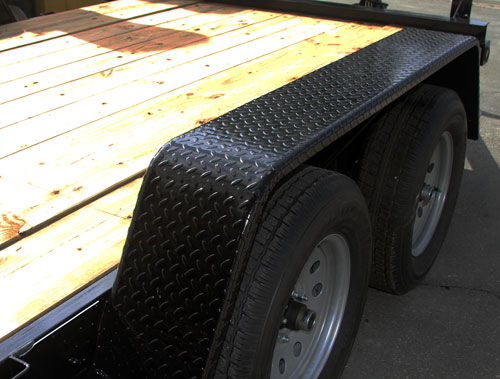 Argo Trailer Fenders