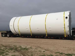 fiberglass tanks come in a wide selection of sizes