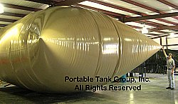Large Capacity Gallon Storage Tanks