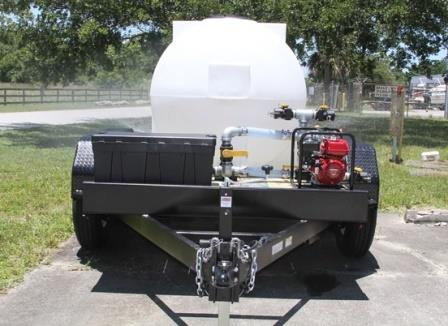 800 Gallon Water Tank Trailers Dot Mobile Water Trailers