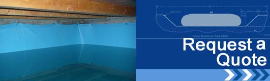 cistern liner