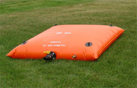 Collapsible Pillow Tanks