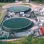 corrugated frac tank