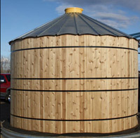 Wood Tanks Contractor