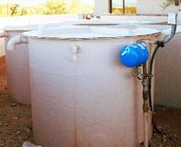 fiberglass basin
