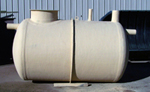 Fiberglass Above Ground Water Storage Tanks