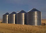 corrugated water tanks