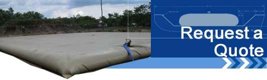 frac tanks spill