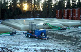 flexible fuel tanks