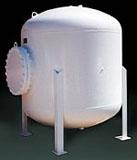 hot water steel tank