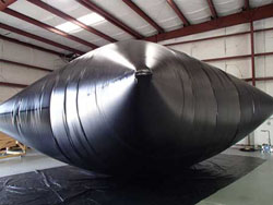 large bladder tanks