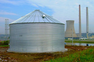 Rainwater Collection Tanks