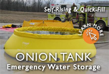 Self Rising Onion Water Tanks