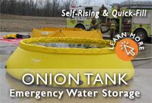 Self Rising Onion Water Tanks