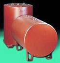 steel fuel tank for gas station
