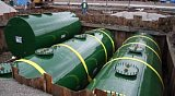 double wall steel tanks