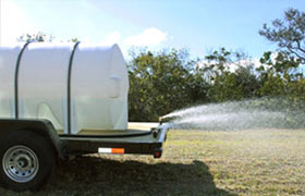 trailer sprayer