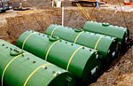 underground fuel tanks