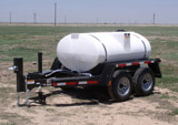 water trailer tank