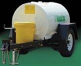 mobile diesel fuel tanks